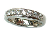 Half Carat Diamond Eternity Ring - Doyle Design Dublin