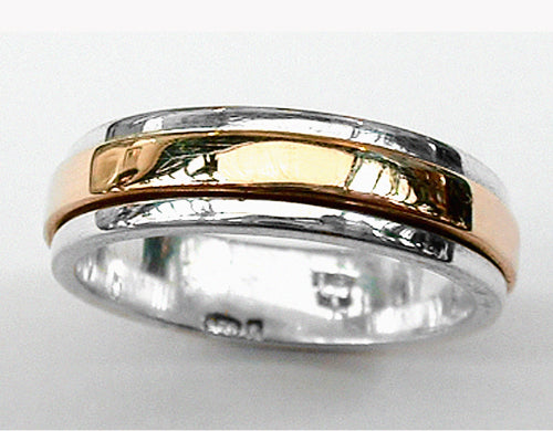 Spinner Ring - Doyle Design Dublin