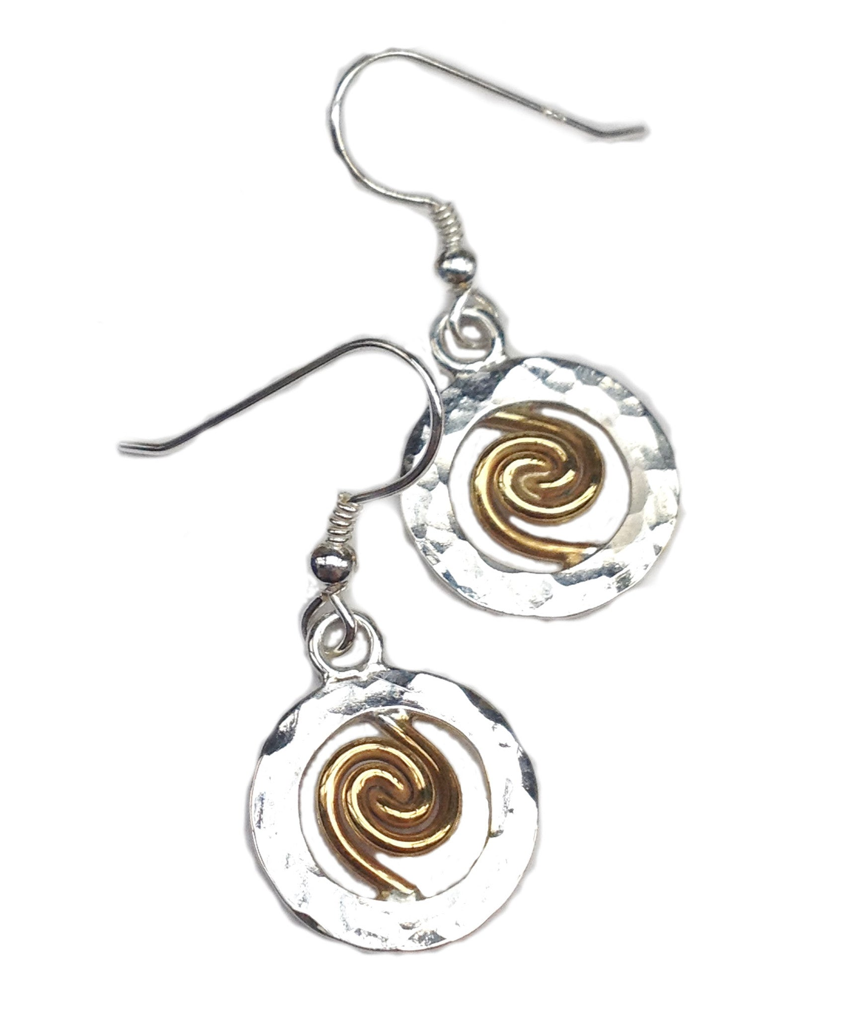 irish designer celtic earrings