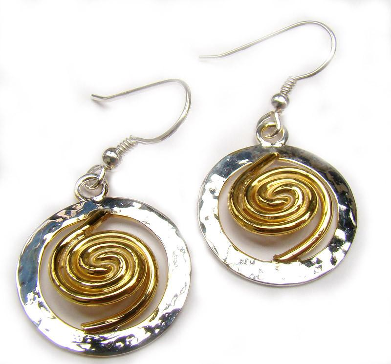 Irish designer earrings
