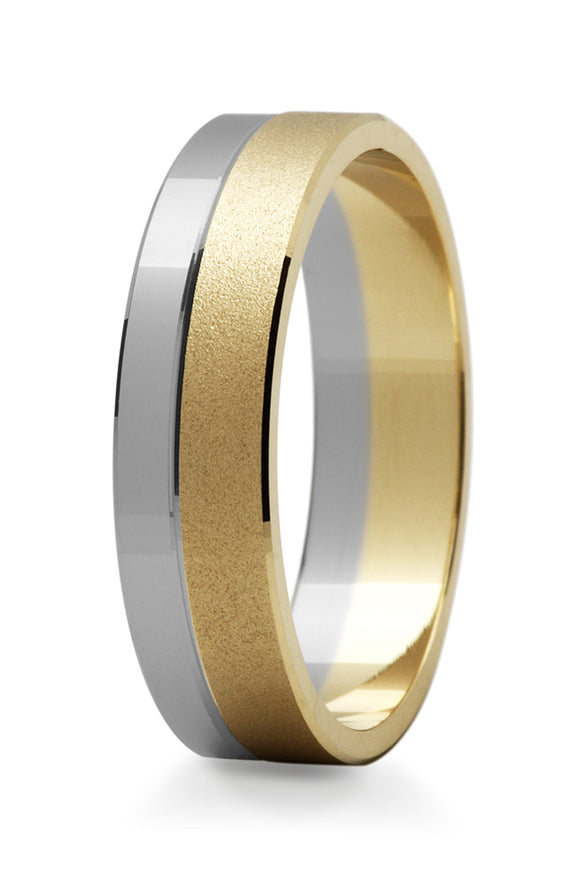 Sand Ring - Two Tone - Doyle Design Dublin