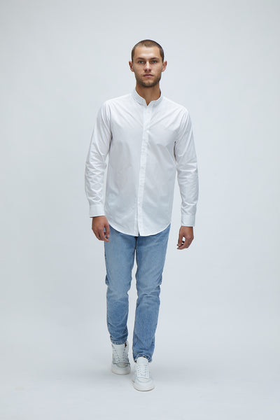 White Lightweight Shirt