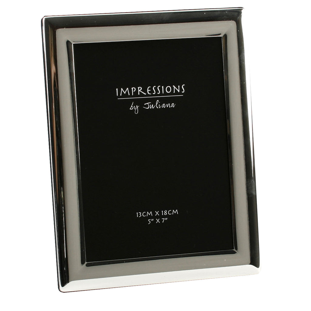 Impressions by Juliana Silver Plated Photo Frame 5x7