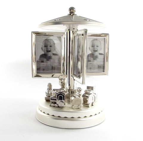 Baby picture carousel