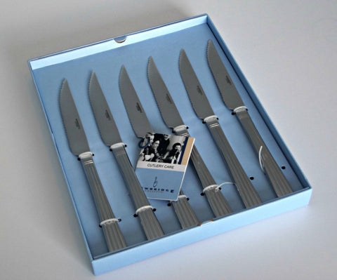 Newbridge Silverware Nova steak Knifes