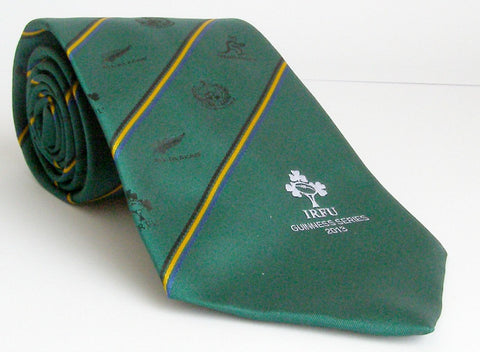 Guinness Autumn series tie 2013