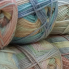 King Cole Beaches DK Pattern 5424 - Cardigans