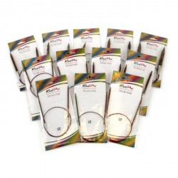KnitPro Fixed Circular Needles 40cm - from €7.50