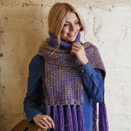 Stylecraft Tweedy DK Pattern 9430 - Accessories