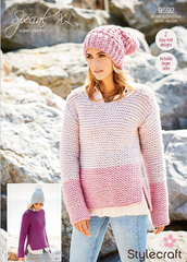 Stylecraft Special XL Super Chunky Pattern 9592 - Sweaters
