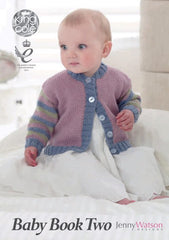 King Cole Baby Book 2 - NEW LOOK