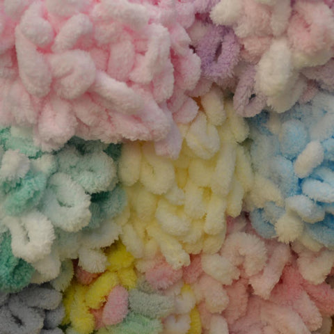 Alize - Puffy Colour Finger Yarn