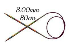 KnitPro Fixed Circular Needles 80cm - from €7.95