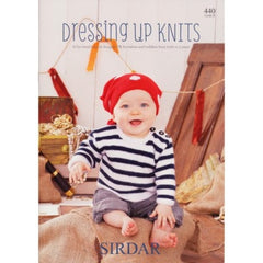 Sirdar - Dressing Up Knits Book 440