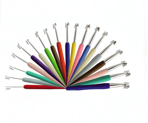 KnitPro WAVES Crochet Hooks