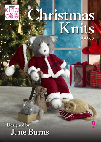King Cole Christmas Knits Book 6