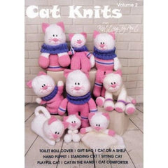 Cat Knits Volume 2 from Knitting by Post