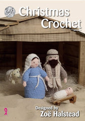 King Cole Christmas Crochet Book 3