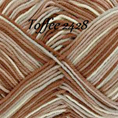 King Cole Giza Cotton 4 Ply Sorbet
