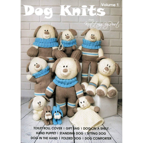 Dog Knits Volume 1 from Knitting by Post