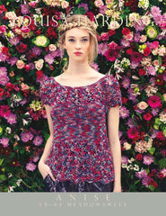 Louisa Harding Anise pattern L5-03 - Knitted Meadowsweet Top - WAS €4.50 - NOW €2.50