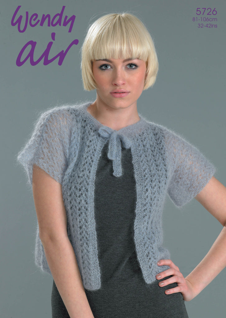 Wendy Air knitting pattern 5726