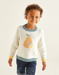 Sirdar Snuggly Replay DK Pattern 2565 - Vest Top & Sweater