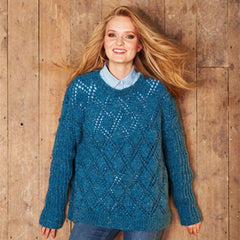 Stylecraft Alpaca Tweed Chunky Pattern 9319 - Sweaters