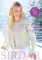 Sirdar Cotton Knits Book 523