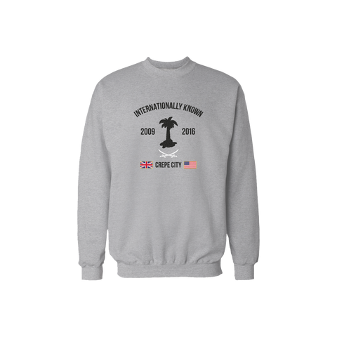 CC A/W 16: Internationally Known Crewneck