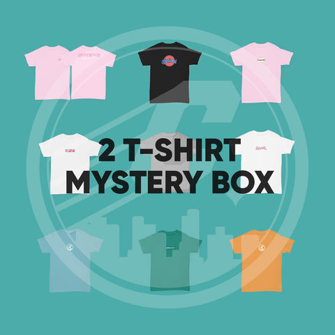 *SPECIAL ITEM* CC 2x T Shirt Mystery Box