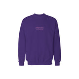 "*Pre-Order* CC: Capsule | 02 ""Purple Rain"" Sweater"