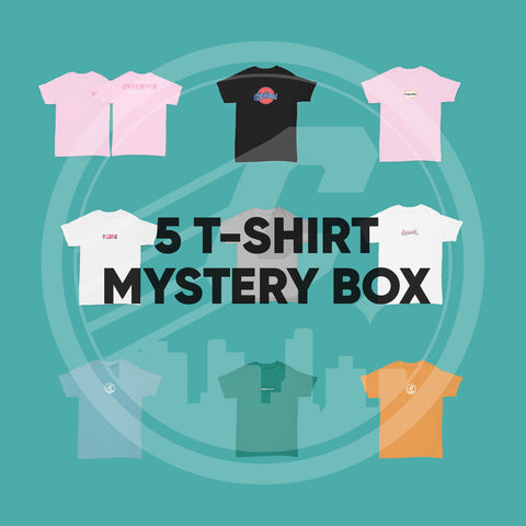 *SPECIAL ITEM* CC 5x T Shirt Mystery Box