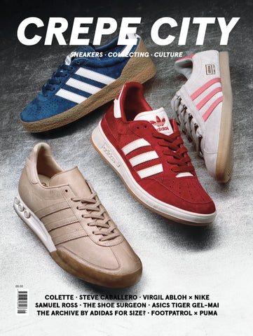 CREPE CITY MAGAZINE ISSUE 05 | ADIDAS ORIGINALS