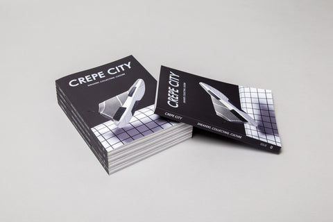Crepe City Magazine: Issue 02 - Adidas NMD Cover