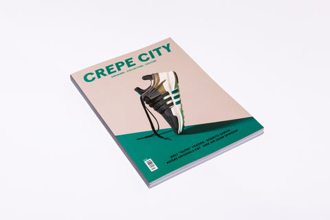 A CREPE CITY MAGAZINE ISSUE 3: EQT COVER