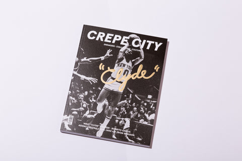 A CREPE CITY MAGAZINE ISSUE 3: CLYDE COVER