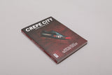 CREPE CITY Magazine Issue 004 | Master Cover