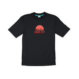 CREPE CITY: Heat Hunters Tee - Black
