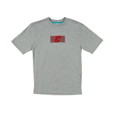 CREPE CITY: Crew Tee - Grey