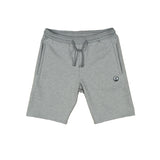 CREPE CITY: Shorts - Grey