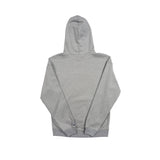 City Stripe Hood - Marl Grey