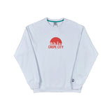 *SALE* Heat Hunters Sweat - White