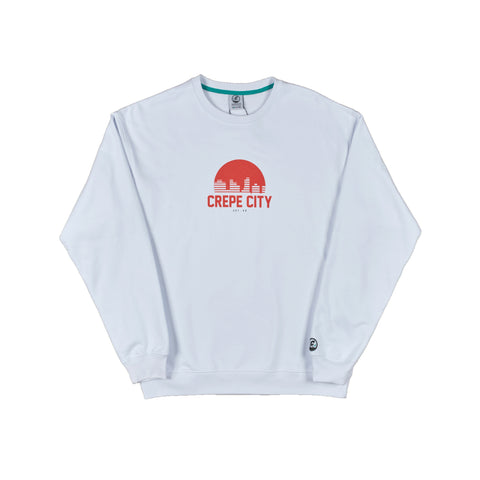 *CLEARANCE* Heat Hunters Sweat - White