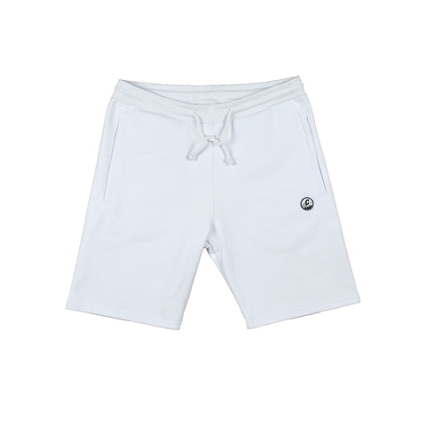 "Crepe City ""White"" Shorts"