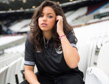 "CC x Umbro Black ""AWAY"" Football Shirt"