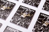 CREPE CITY Magazine Issue 003 | Clyde