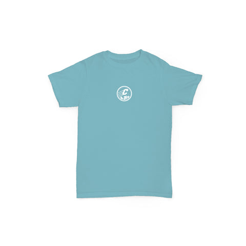 BBQ Medallion Tee - Teal