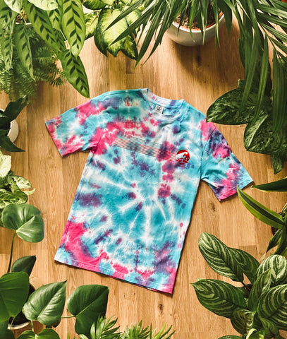 Crepe City Summer 2020 Tie Dye T Shirt