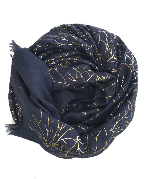 Gold Forest | Navy